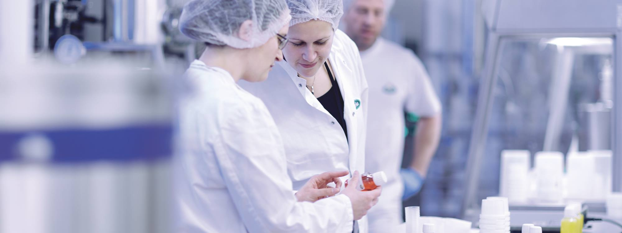 Health foods, capabilities, One of the world's most advanced hydrolysates factories