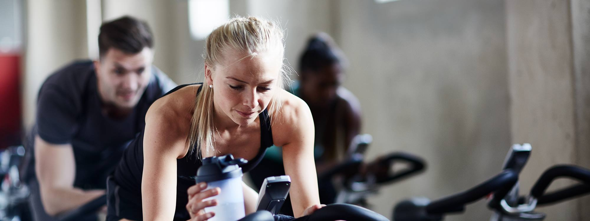 Maximize the benefit of training with whey protein