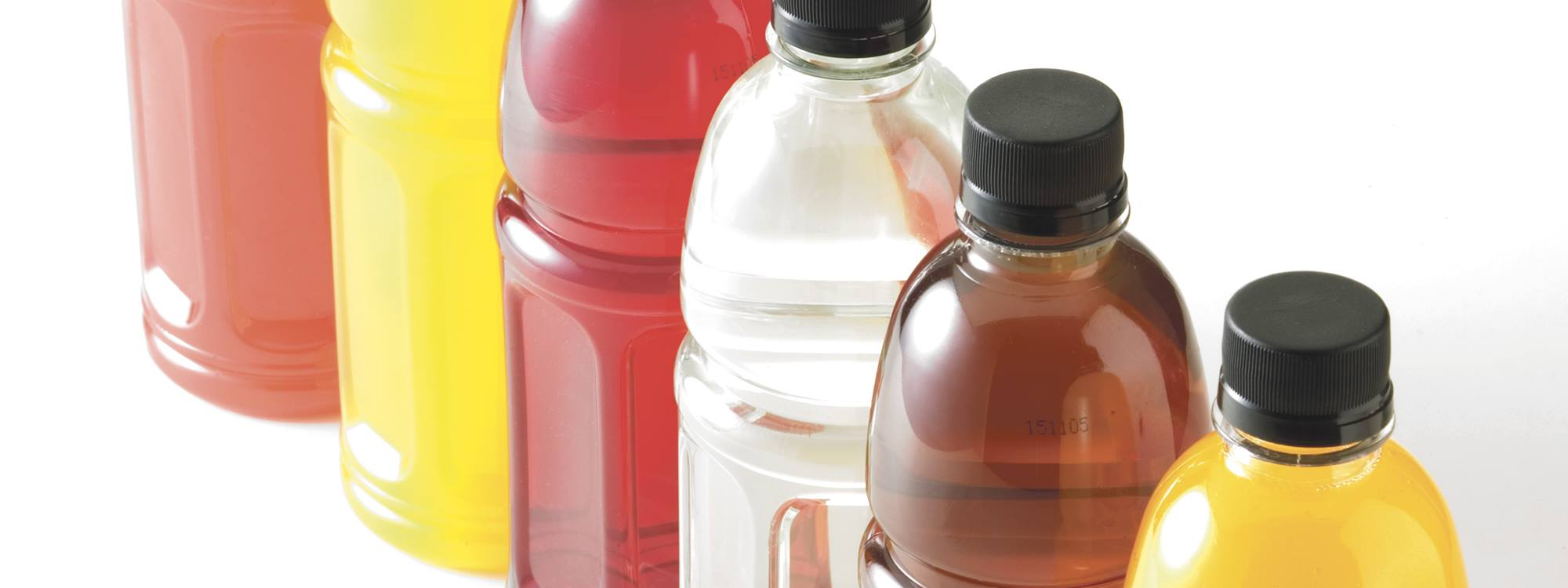 High-protein clear beverages with whey for sports consumers