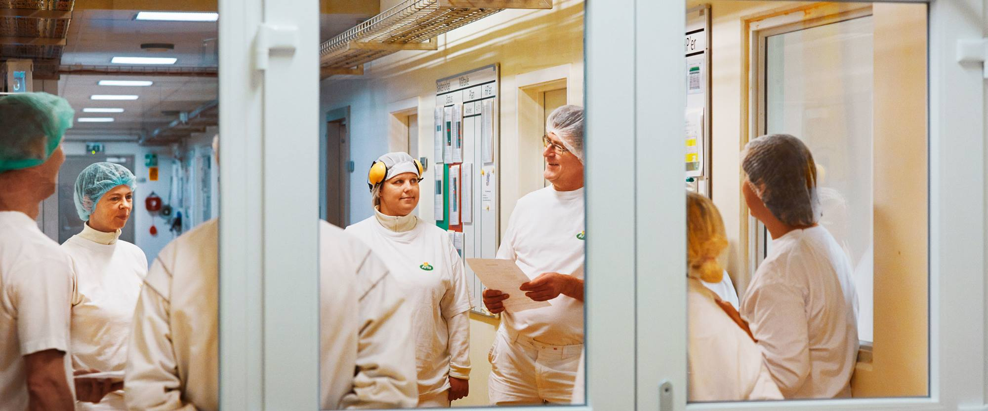 A career at Arla Foods Ingredients is a career within a company committed to transforming a natural raw material into innovative food ingredients