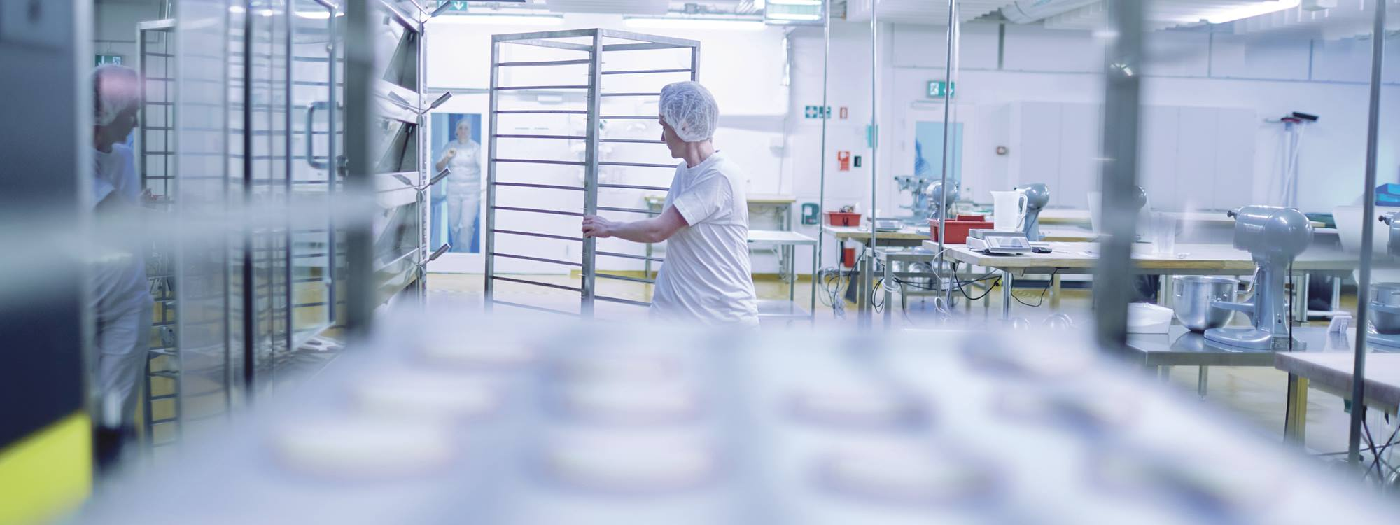 Helping bakeries to perfect or reformulate their bakery products is our passion – and our strength