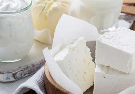 Short on fresh milk? Never mind. You can still make delicious cheese, yoghurt and ice cream with our recombined dairy expertise