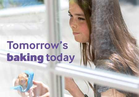 Tomorrow's baking today brochure
