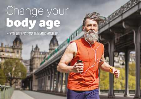 Change your body age brochure