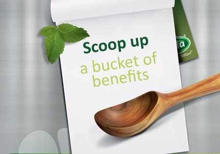 Scoop up a bucket of benefits brochure