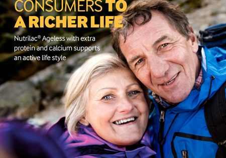 Treat senior consumers to a richer life brochure