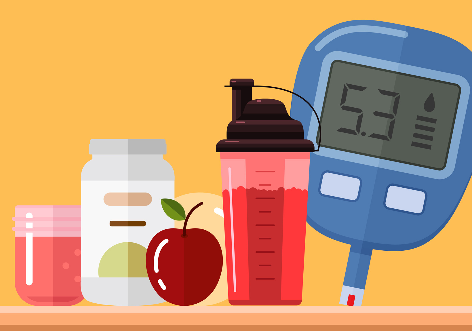 could whey protein help regulate blood sugar in type 2