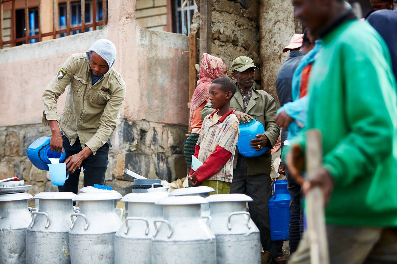GAIN Access to Better Dairy Ethiopia