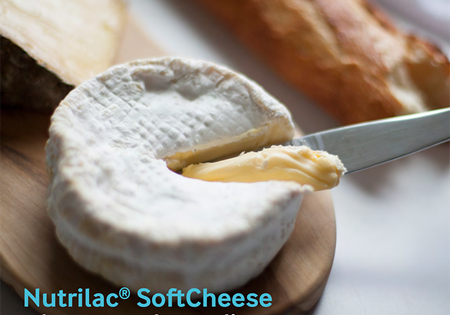 Nutrilac® SoftCheese - Improves the quality of low fat cheeses